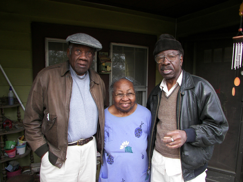 James, Ruth, and Carrol